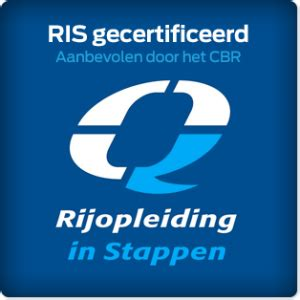 ris rijopleiding  stappen rijschoolsmith