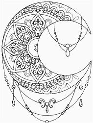 Best Moon Coloring Pages Ideas And Images On Bing Find What You