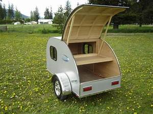Fabriquer Mini Caravane : les 25 meilleures id es de la cat gorie caravanes teardrop sur pinterest int rieur caravane en ~ Melissatoandfro.com Idées de Décoration
