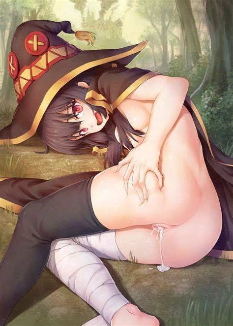 megumin kono subarashii sekai ni shukufuku wo drawn by