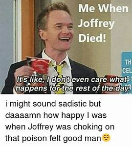 The gallery for --> Joffrey Choking Meme
