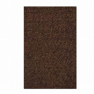 Home Decorators Collection Jolly Shag Brown 4 ft. x 6 ft ...