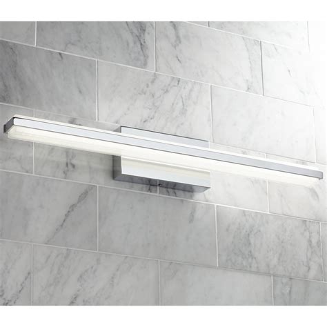 Linear Bathroom Lighting by Led Bathroom Lighting Led Vanity Lights And Light Bars