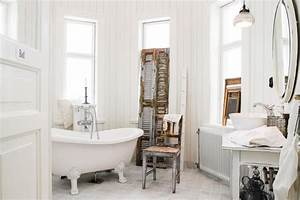 salle de bain vintage 7 indispensables ooreka With salle de bain retro photo