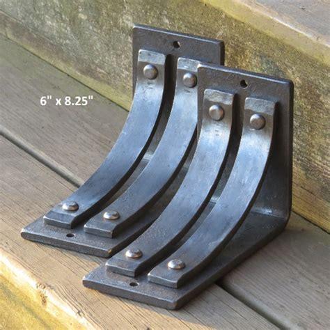 Steel Corbels by Heavy Duty Metal Shelf Brackets Corbels Adirondack