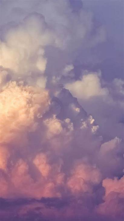 Wallpapers Clouds Preppy Iphone Cloud Aesthetic Sky