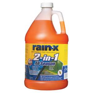 rain x 20f 2 in 1 all season washer fluid walmart com