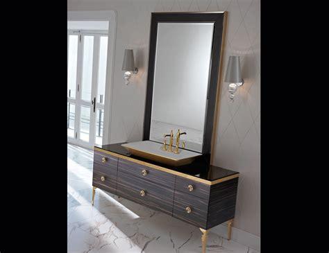 milldue majestic  ebony wood high  italian bathroom