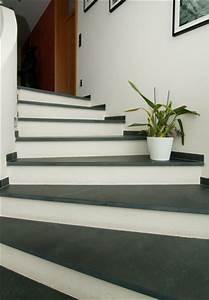 Beläge Für Treppenstufen Innen : treppenstufen stufe treppenbelag schiefer negra schwarz ebay ~ Michelbontemps.com Haus und Dekorationen