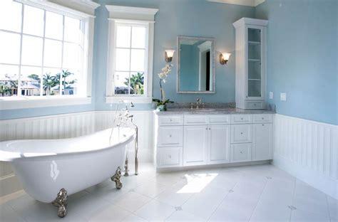 inspiring bathroom wall color  light blue bathroom ideas