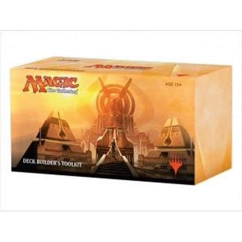 mtg deck builder toolkit worth it amonkhet deck builder s toolkit magic the gathering from