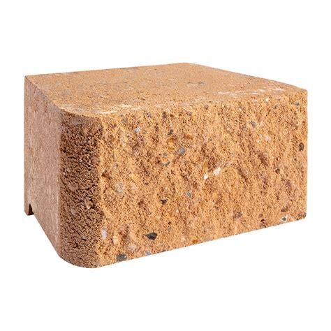 Brighton Retaining Wall Blocks by Brighton Masonry 130 X 100 X 200mm Sand Eziwall Lite