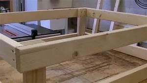 Bed Frame Build (Pt1)- Bug-Out/Stealth Van diy fyi
