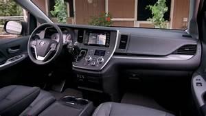 2018 Toyota Sienna Se - Interior