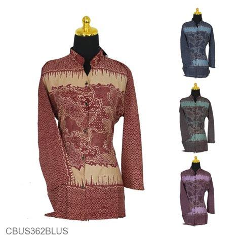 Kalung Batik Sekar We02 baju batik sarimbit blus motif sekar jagad sesmo