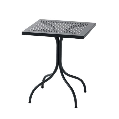 table de bistrot carree table carr 233 e rd italia bistrot 60x60 tables 224 manger design rd