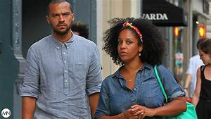 Jesse Williams Isn't Trying To Pay Longtime Love Spousal ...