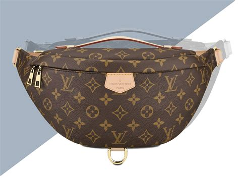 louis vuitton releases brand  fanny pack   celebrities  stop carrying fake
