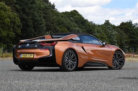 Bmw I8 Roadster Hd Picture by New Bmw I8 Roadster 2018 Review Pictures Auto Express