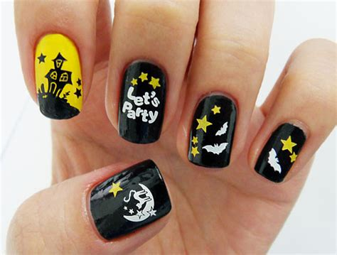 Creative Halloween Nail Designs 2015 Diy