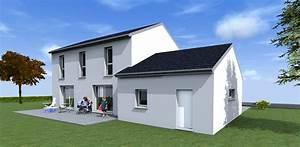 Constructeur Maison Metz : constructeur maison metz ~ Melissatoandfro.com Idées de Décoration