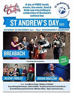 St Andrew's Day Celebrations | The Edinburgh Reporter