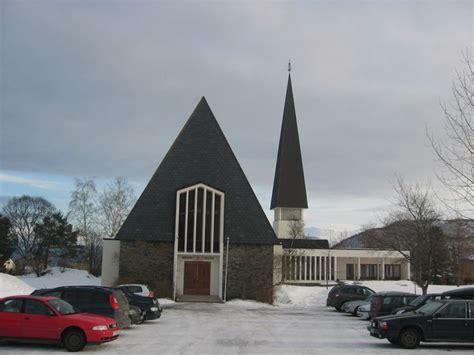 Harstad is situated on norways largest coastal island, hinnøya. Harstad Church - Wikipedia