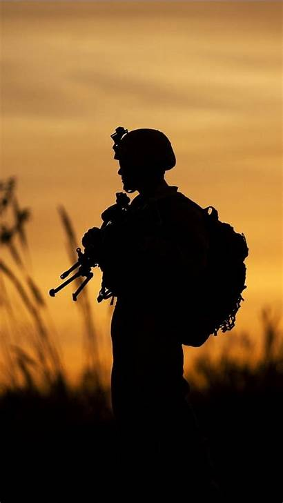 Military Soldier Iphone Wallpapers Mobile Army Gun