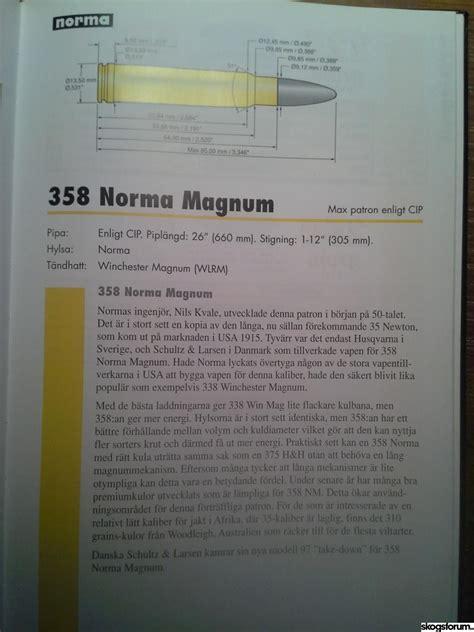 358 Norma Magnum  Sida 2  Skogsforumse