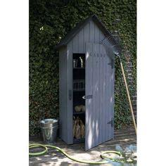 armoire de jardin r 233 sine conquershed beige marron l 146 x h 125 x p 82 cm id 233 es d 233 coration et