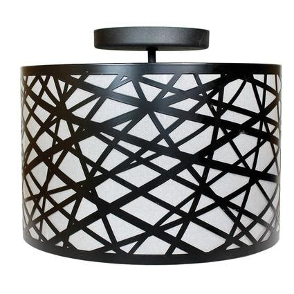 laser cut l shade laser cut metal drum shade dinette 13 5 quot itc 34350