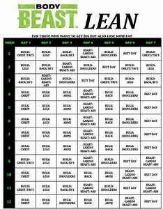 Workout Plan To Lose Fat And Gain Lean Muscle
