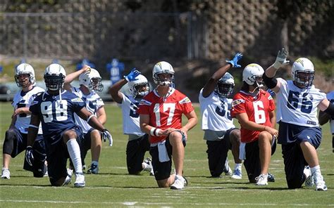 San Diego Chargers 2012 Nfl Draft And Offseason Review