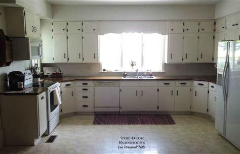 diy painted kitchen cabinets painted farmhouse kitchen hometalk 6874