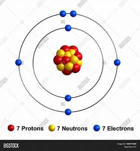 3d Render Atom Image  U0026 Photo  Free Trial