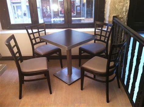 chaises et tables pour restaurant occasion vente de mobilier professionnel pour café hôtel re ton