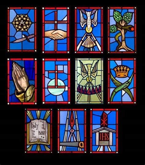 stained glass ls for nain windows