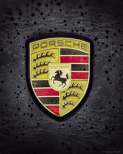 Porsche Crest Wallpapers Emblem Android 1080p Logos