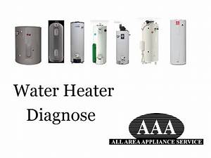 Water Heater Troubleshooting Guide