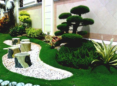 garden ideas japanese water feature miniature rock yard