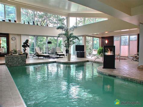 plan dune maison avec piscine interieure maison moderne