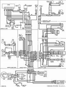 Diagram Refrigerator Wiring Whirlpool Et86hmxlq