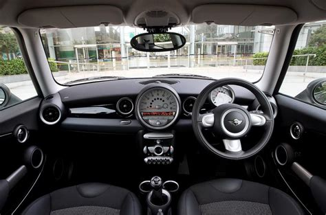 interieur mini mini hatch 2006 2013 interior autocar