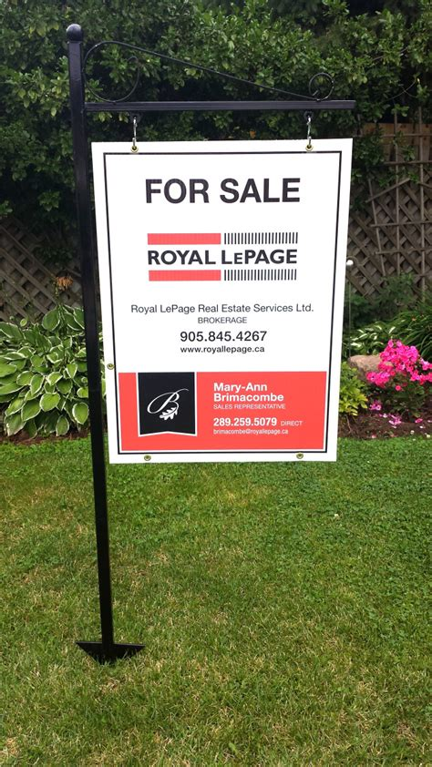 Real Estate Signs, Sign Posts, Open House Signs, A Frames