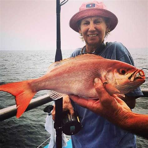 september snapper fishing species deep sea beeliner florida vermilion stuart safari forecast report aboard caught target magazine