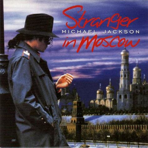 From The Vault: Michael Jackson - 'Stranger In Moscow ...