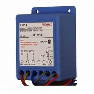Minilec Vsp 3 Phase Failure Relay At Rs 550   Piece