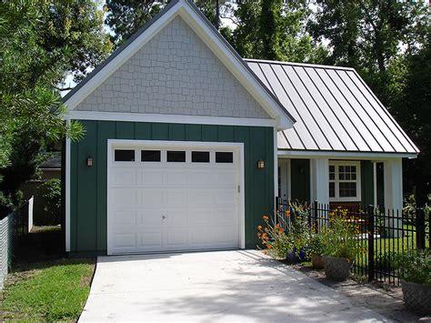 The Garage Plan Shop Blog » 1-car Garage Plans