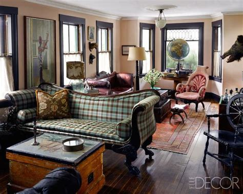 Cape Style Home Decorated Classic Color And Pattern by The Legendary Ken Fulk Eclectic And Original Chez Pluie