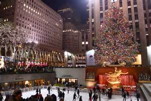 Christmas Tree Rockefeller Center Hours by The Travel Bug Geek Exploring Architecture Nature And